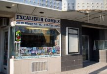 Excalibur Comics
