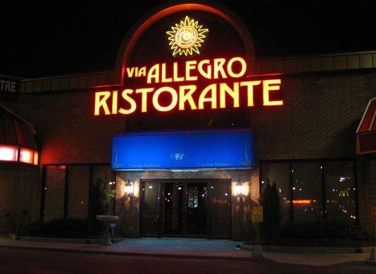 Via Allegro Ristorante