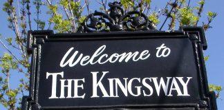 Kingsway Summer Sidewalk Sale