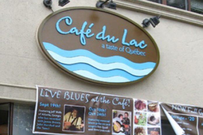 Cafe du Lac