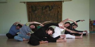 Maureen Rae Yoga Studio