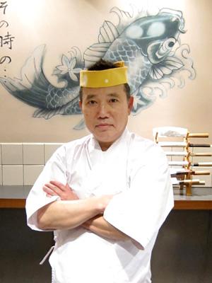 Chef Kaji