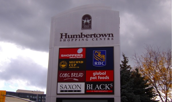 Humbertown Shopping Centre