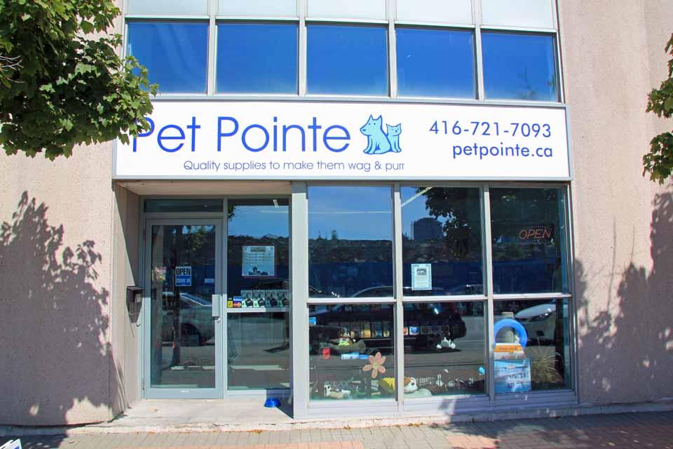 Pet Pointe Pet Supply Store
