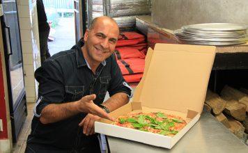 Dino's Wood Burning Pizza