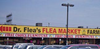Dr Flea's Flea Market