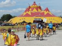 Shrine Circus Tent