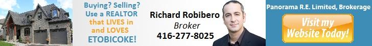 Richard Robibero Etobicoke Agent