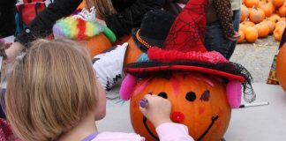 Pumpkinfest in The Kingsway