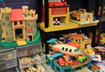Canadian Toy Collectors Society