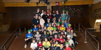 CJ Skateboard Park and School