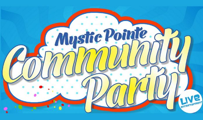 Mystic Point Community Party