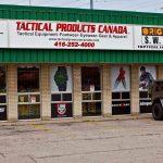 Tactical Equipment Store