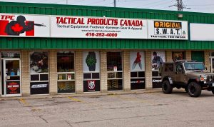 Tactical Equipment Store