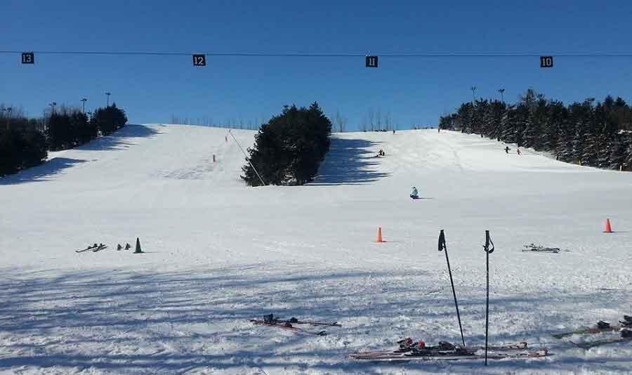 Centennial Ski Hill