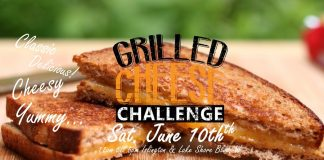Grilled Cheese Challenge