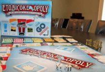 Etobicoke Boardgame